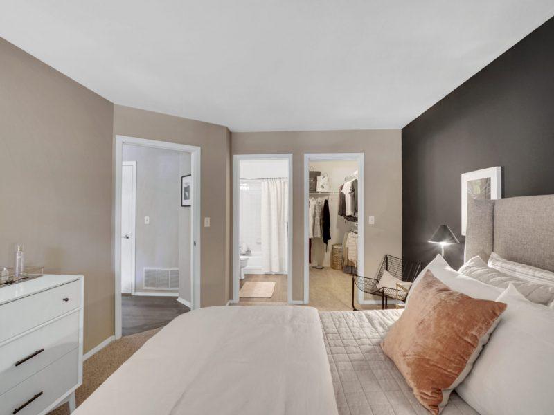 TGM Park Meadows Apartments Bedroom 4