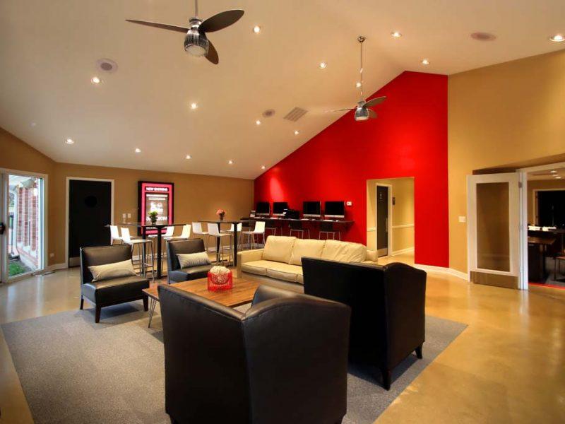 TGM Park Meadows Apartments Cafe Lounge 3