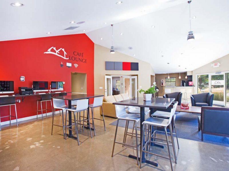 TGM Park Meadows Apartments Cafe Lounge 4