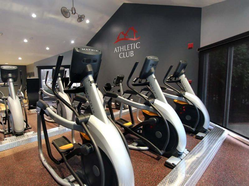 TGM Park Meadows Apartments Fitness Gym 2