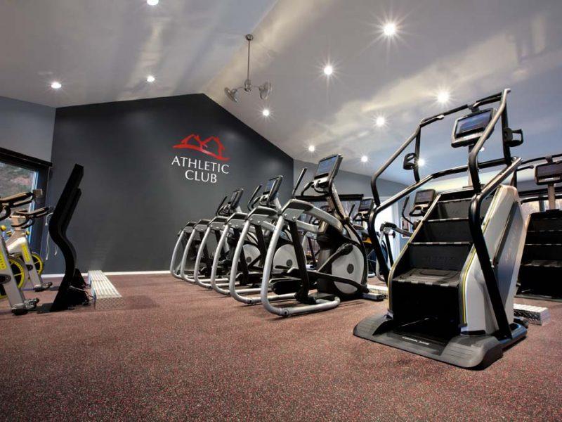 TGM Park Meadows Apartments Fitness Gym 3