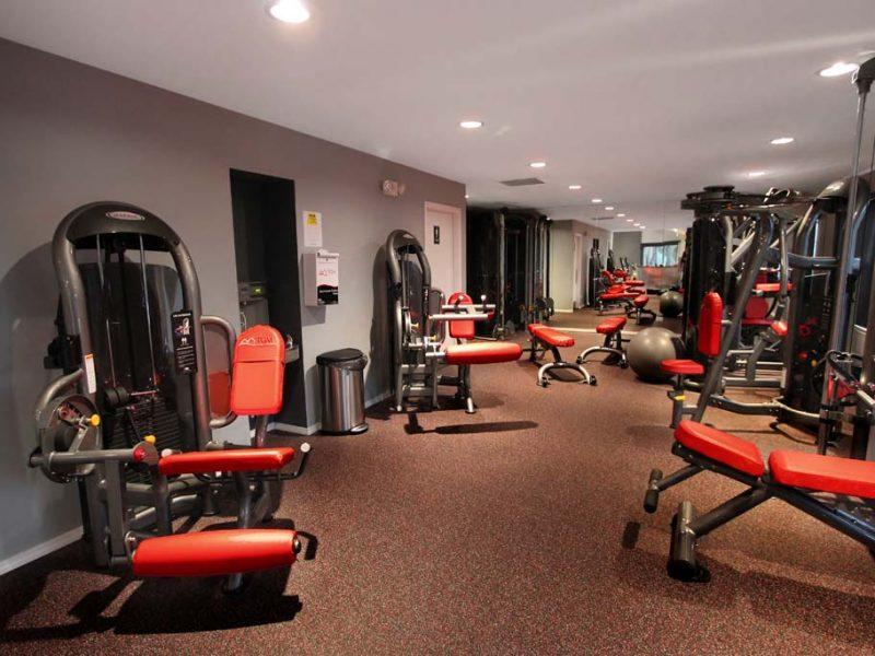 TGM Park Meadows Apartments Fitness Gym