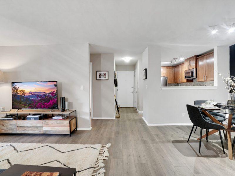 TGM Park Meadows Apartments Living Room 3