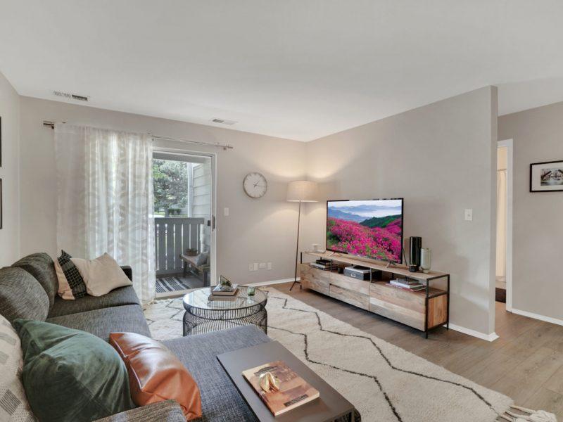 TGM Park Meadows Apartments Living Room 4