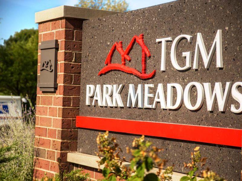 TGM Park Meadows Apartments Monument