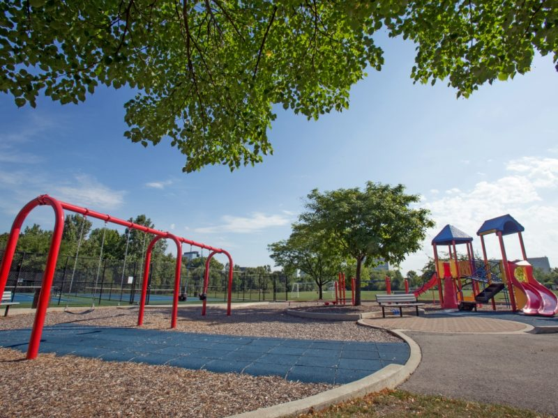 TGM Park Meadows Apartments Playground